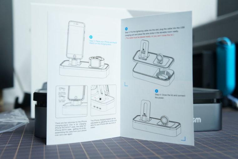 Oittm 多機能充電スタンド、スマートウォッチ充電、アップルウォッチ充電