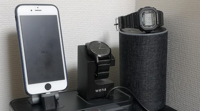 wena wrist,電池交換,ヘッド,電池切れ,腕時計