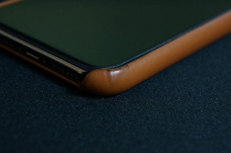 iPhone,レザーケース,純正,ケース,iPhoneXS,おすすめ