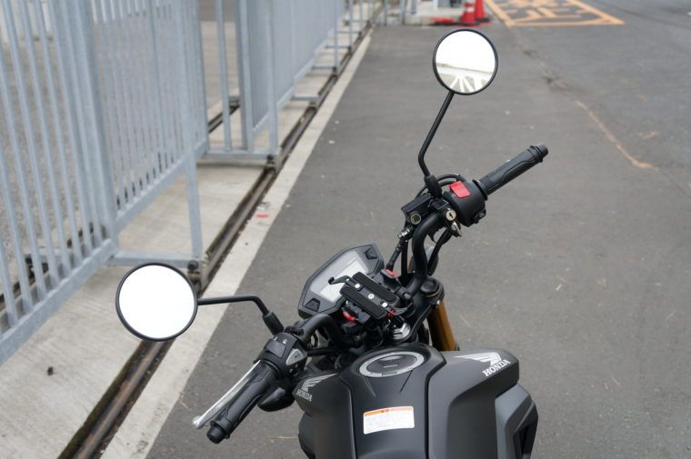 納車,バイク,HONDA,GROM,レビュー,インプレッション