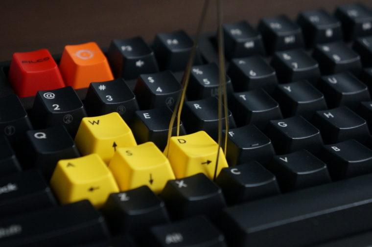 キーボード,キーキャップ,FILCO,赤軸